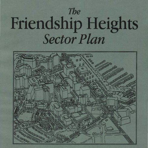 Friendship Heights Sector Plan